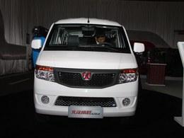 2012广州车展威旺205
