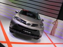 2013成都车展2014丰田RAV4
