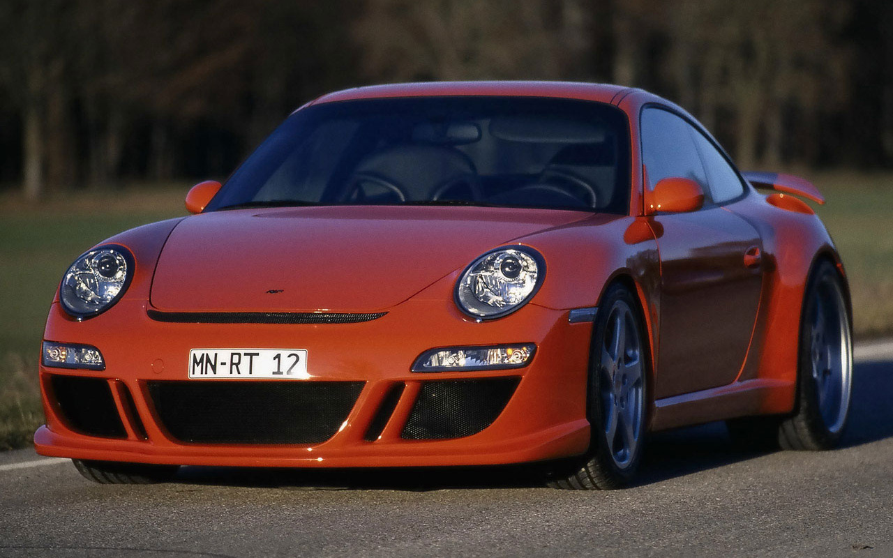 911 ruf rt 12 turbo_图片库-汽车点评