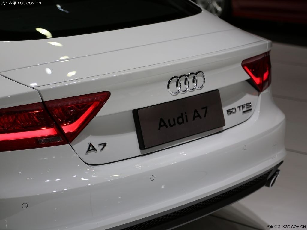 奥迪a7车型