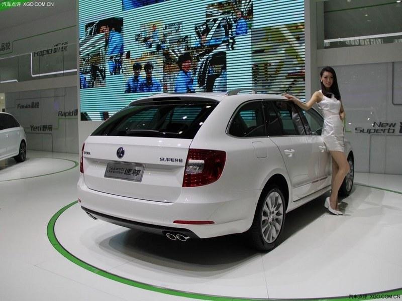 上海大众斯柯达速尊车型