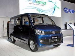 2013广州车展一汽佳宝V80 1.5L