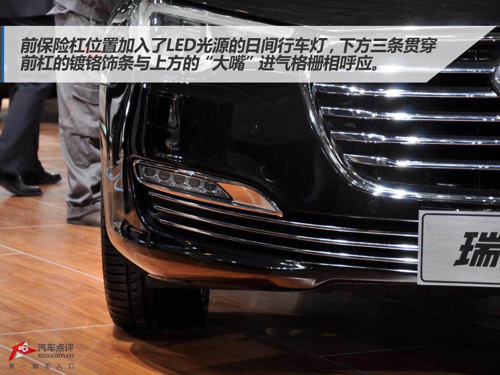 7/15   江淮瑞风a6的后视镜造型有所改变,集成了led转向灯.