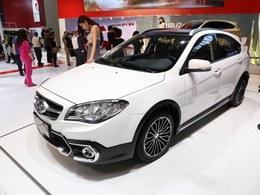 2014北京车展V6菱仕CROSS