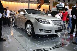 2009上海车展君威2.0T