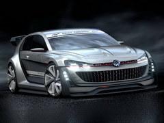 从GT6走向现实 大众GTI Vision Gran Turismo