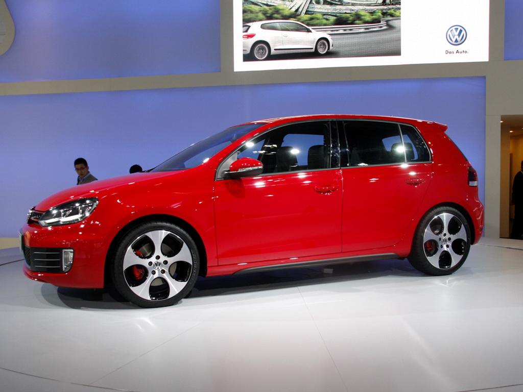 国产性能轿车—一汽大众高尔夫gti