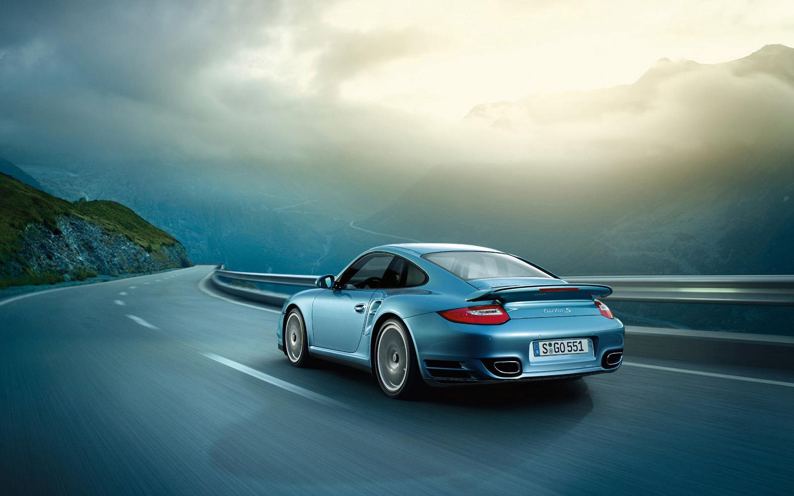2011款保时捷911 turbo s