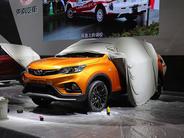 东南新SUV DX3首发亮相