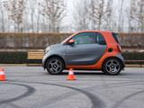 smart fortwo 0.9T测试 加速让你吃一惊