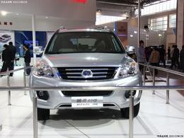 2010北京车展长城哈弗H6