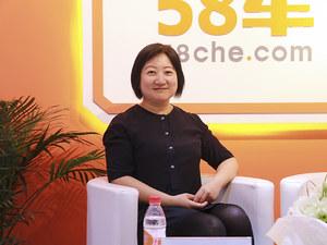 2017上海车展 访一汽丰田二手车室长高文