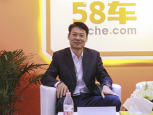 2017上海车展 专访车赢二手车CEO吴木永