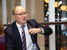 2017上海车展 专访东风雷诺副总裁陈曦