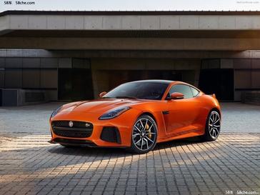 英伦优雅与激情 Jaguar F-Type SVR