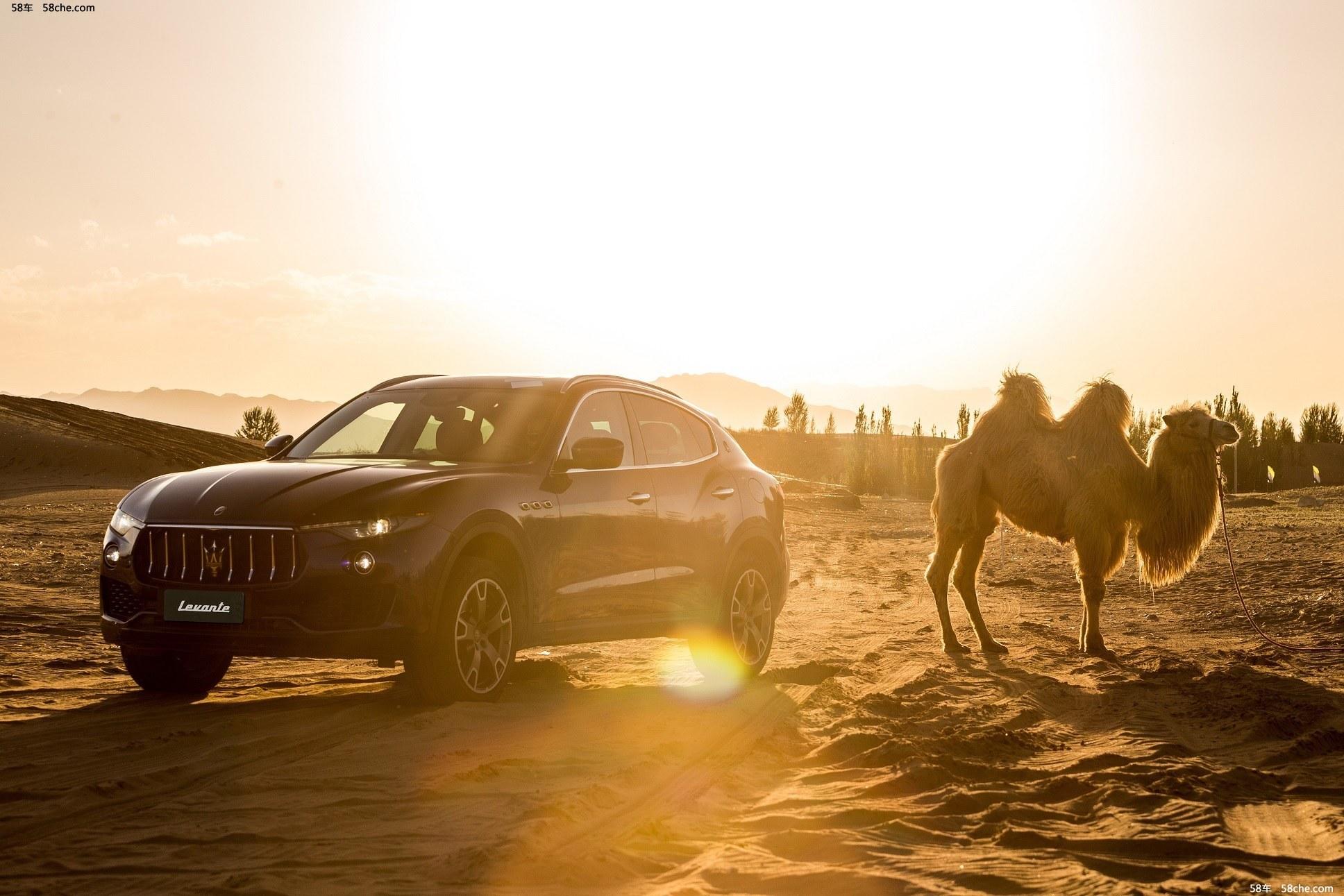 越天漠骋天际 玛莎拉蒂suv越野之旅启行
