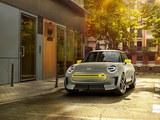 2017法兰克福车展 MINI推首款纯电动车