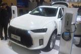 2017法兰克福车展 WEY首款插电混动汽车P8