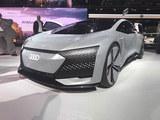 2017法兰克福车展 奥迪Aicon概念车发布