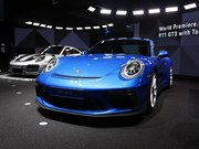 法兰克福车展911 GT3 touring