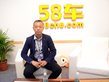 广州车展 访广州通昱汽车总经理马志涛