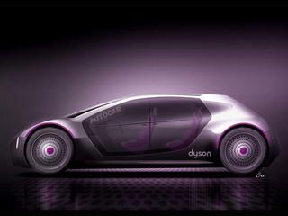 戴森发力电动车项目 计划明年推出首款