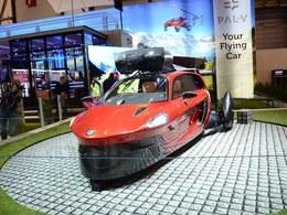 国际车展PAL-V 飞行汽车