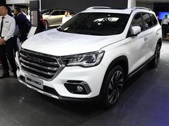 2018北京车展 奇瑞旗下捷途X90车型首发