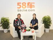 2018北京车展 访奥吉通国门销售总监李鹏