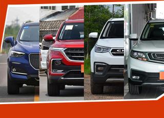 定位年轻化 四款10万级紧凑型SUV推荐