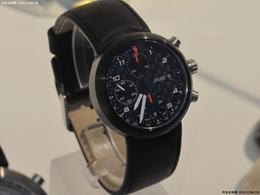 2011上海车展奥迪手表展台