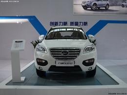 2011银川车展力帆X60