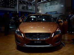 2012北京车展沃尔沃 S60