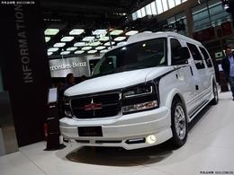 2012北京车展GMC SANAVA