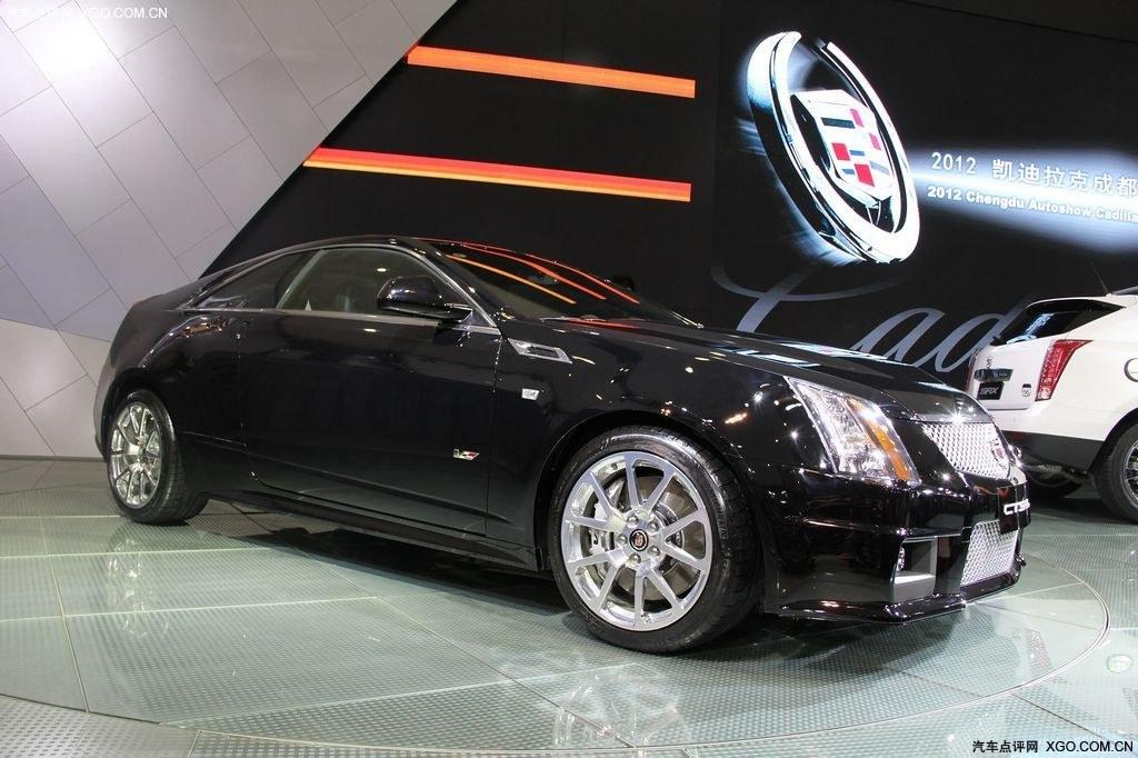 凯迪拉克cts-v coupe_图片库-汽车点评